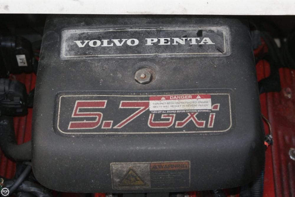 Volvo 5.7 GXI Engine