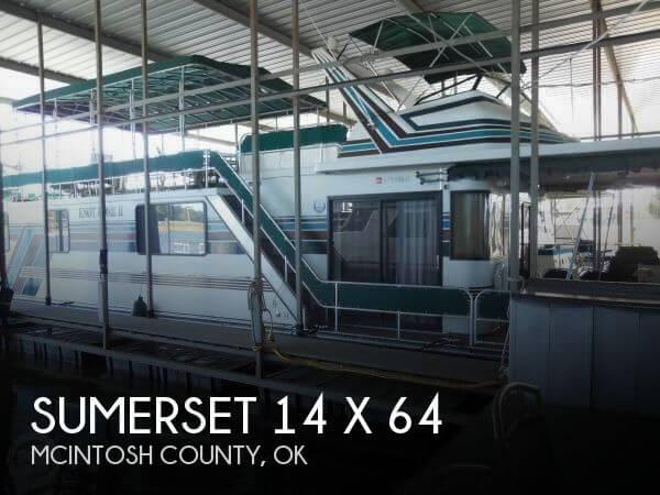 1989 Sumerset 14 X 64 - Photo #1
