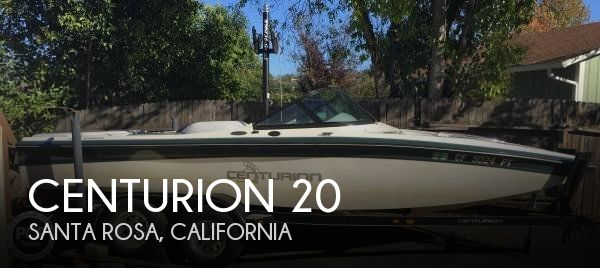 Used Centurion Boats For Sale by owner | 2001 Centurion 20