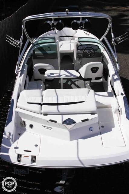 2007 Regal boat for sale, model of the boat is 2200 VBR & Image # 16 of 37