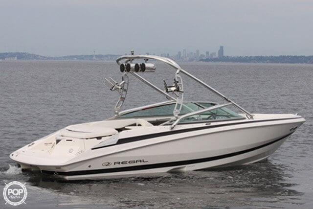 2007 Regal boat for sale, model of the boat is 2200 VBR & Image # 23 of 37