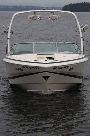 2007 Regal boat for sale, model of the boat is 2200 VBR & Image # 25 of 37