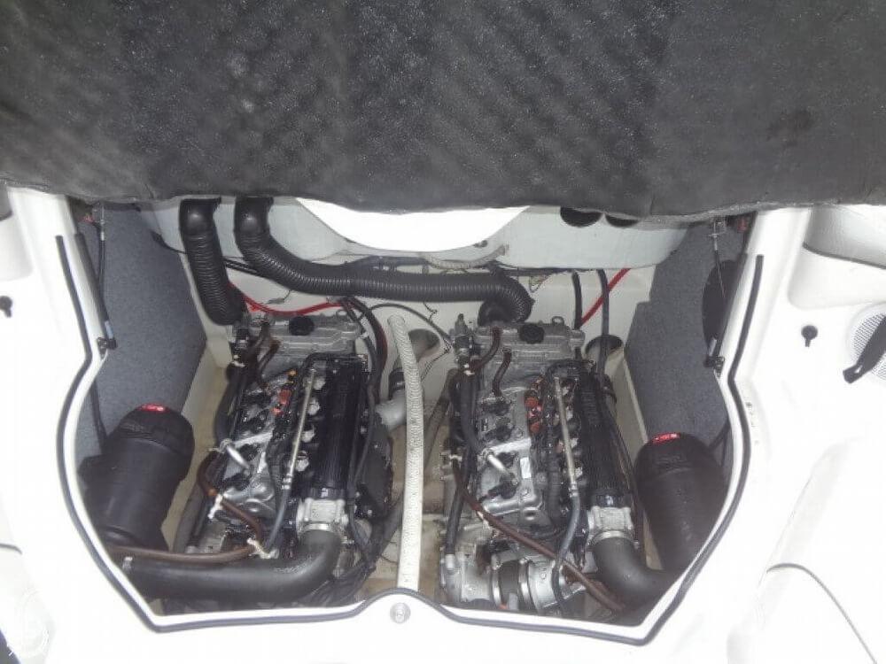 2011 Yamaha SX 210 - Photo #4