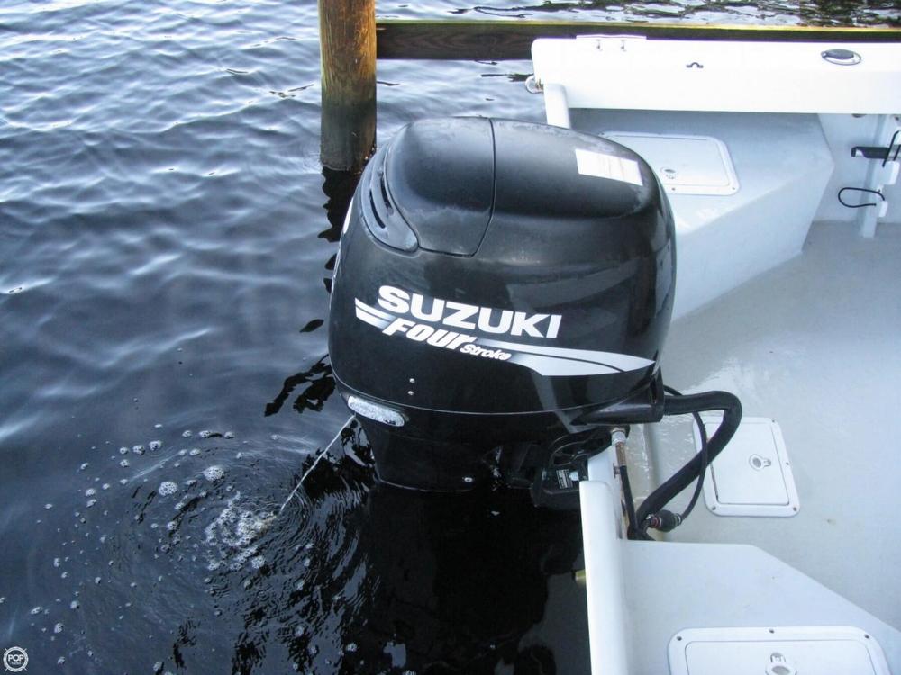 2005 Blue Fin 18 Cuttyhunk Series - Photo #30