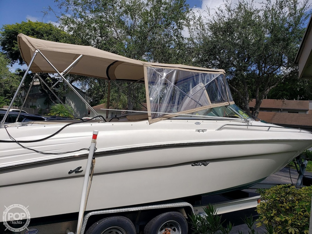 2001 Sea Ray 260 Signature - #$LI_INDEX