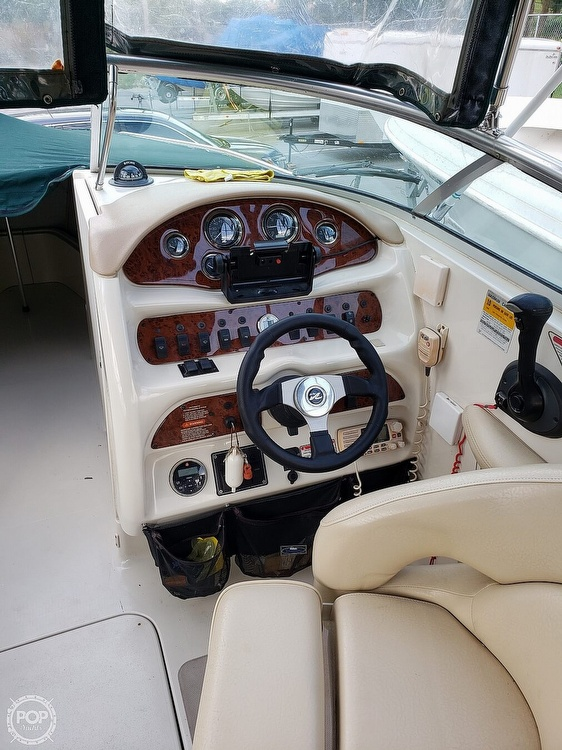 2001 Sea Ray boat for sale, model of the boat is 260 Signature & Image # 3 of 40