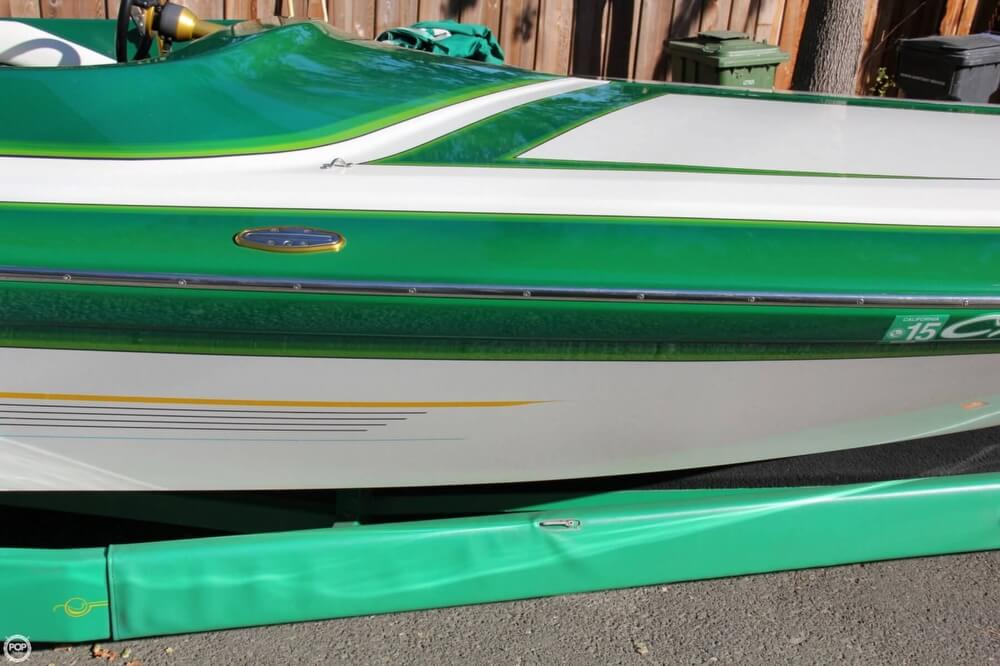 1995 Hallett boat for sale, model of the boat is 21 Vector & Image # 13 of 40