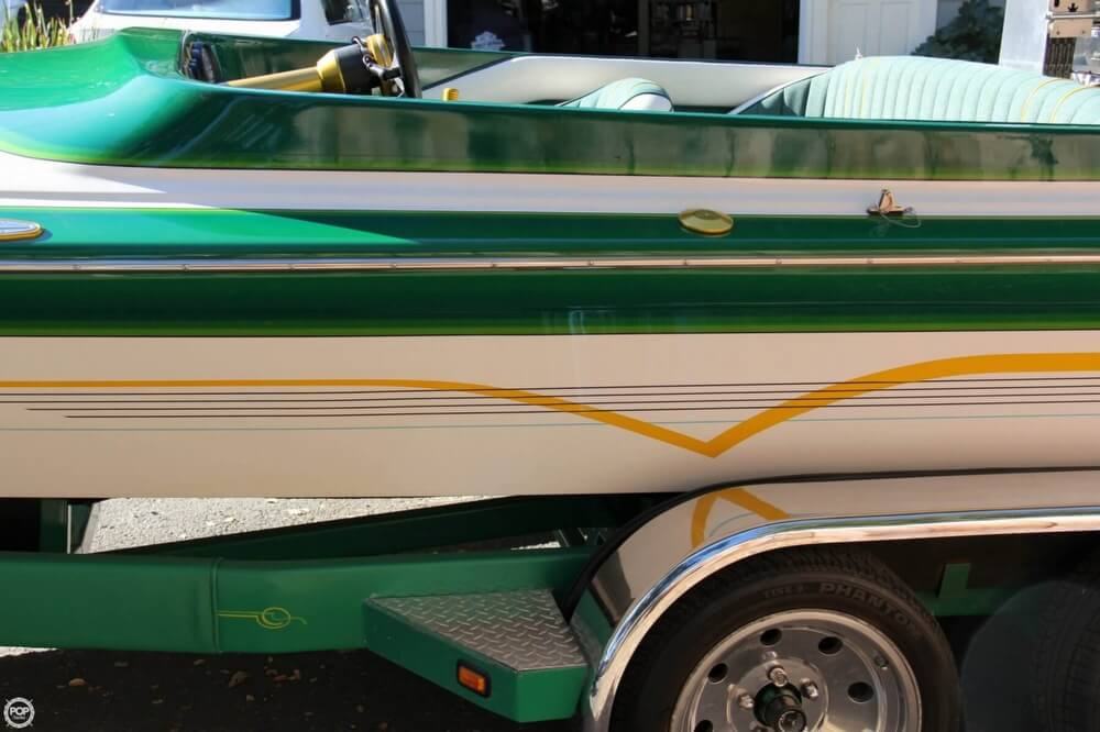 1995 Hallett boat for sale, model of the boat is 21 Vector & Image # 16 of 40