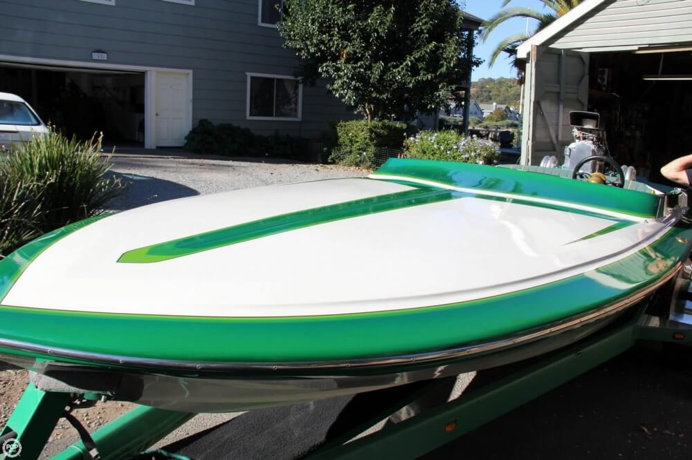 1995 Hallett boat for sale, model of the boat is 21 Vector & Image # 20 of 40