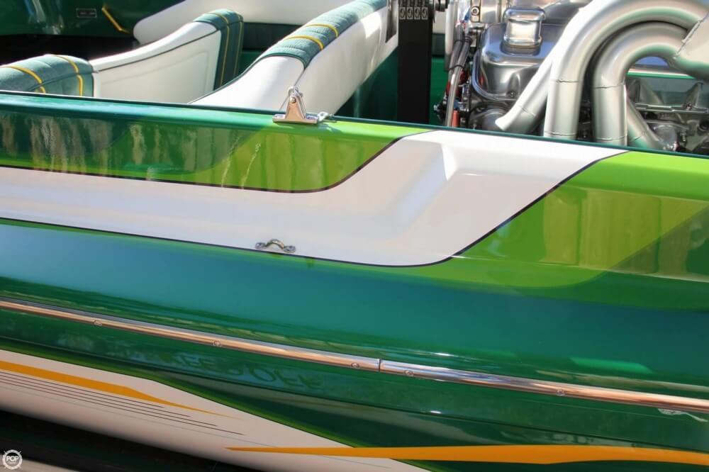 1995 Hallett boat for sale, model of the boat is 21 Vector & Image # 26 of 40