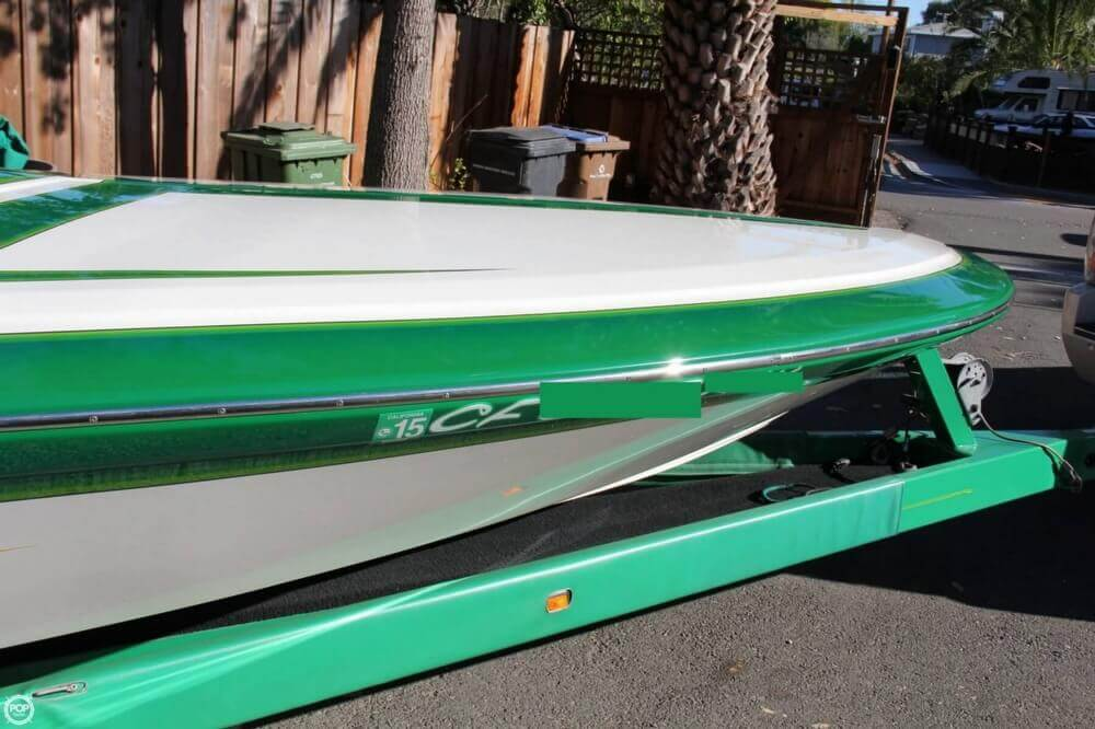 1995 Hallett boat for sale, model of the boat is 21 Vector & Image # 7 of 40