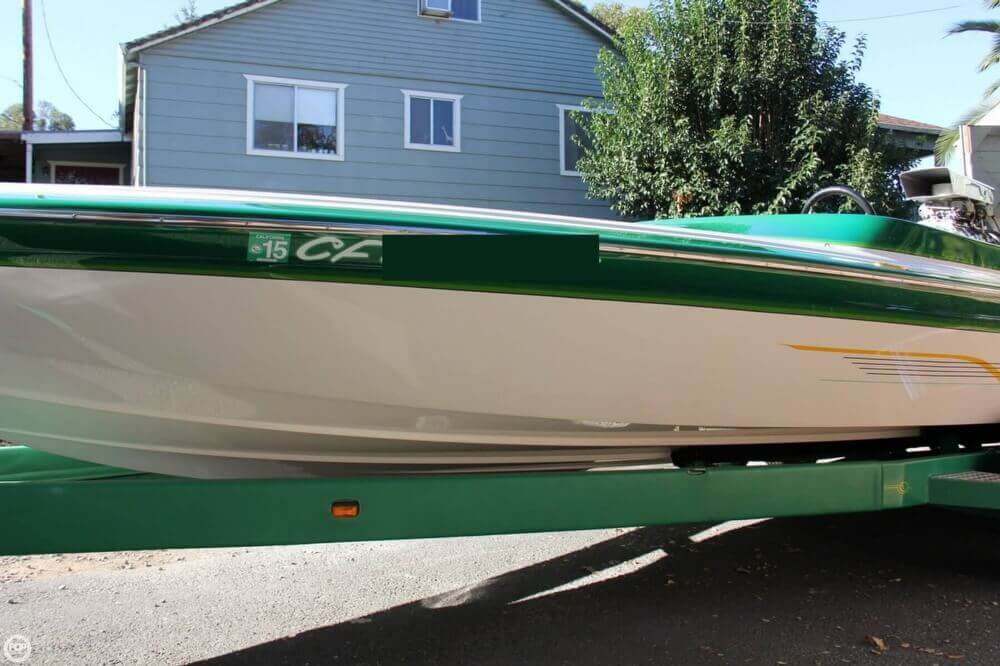 1995 Hallett boat for sale, model of the boat is 21 Vector & Image # 8 of 40