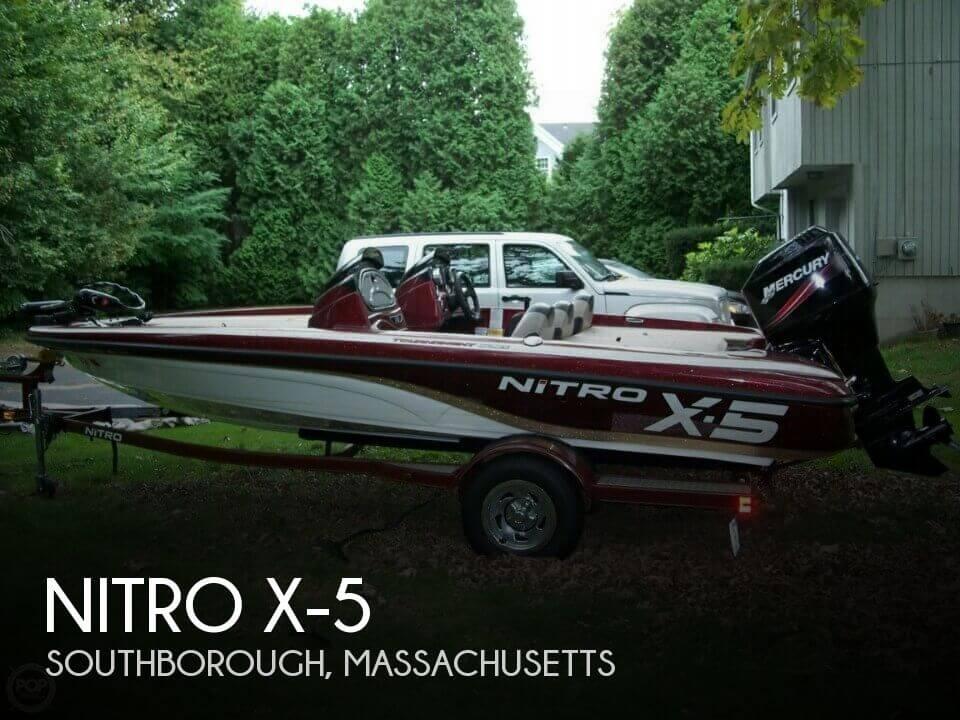 2010 Nitro X-5 - Photo #1