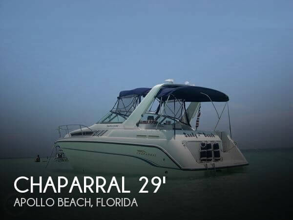 1998 Chaparral 29 Signature Limited - Photo #1