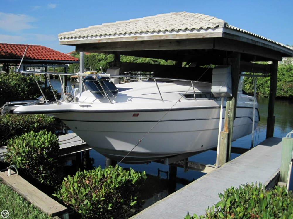 1998 Chaparral 29 Signature Limited - Photo #4