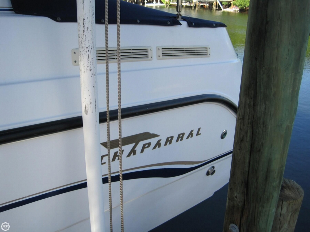 1998 Chaparral 29 Signature Limited - Photo #22