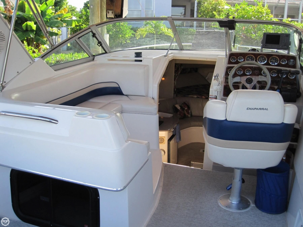 1998 Chaparral 29 Signature Limited - Photo #35
