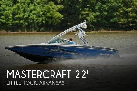 Used Mastercraft Boats For Sale by owner | 2007 Mastercraft 22