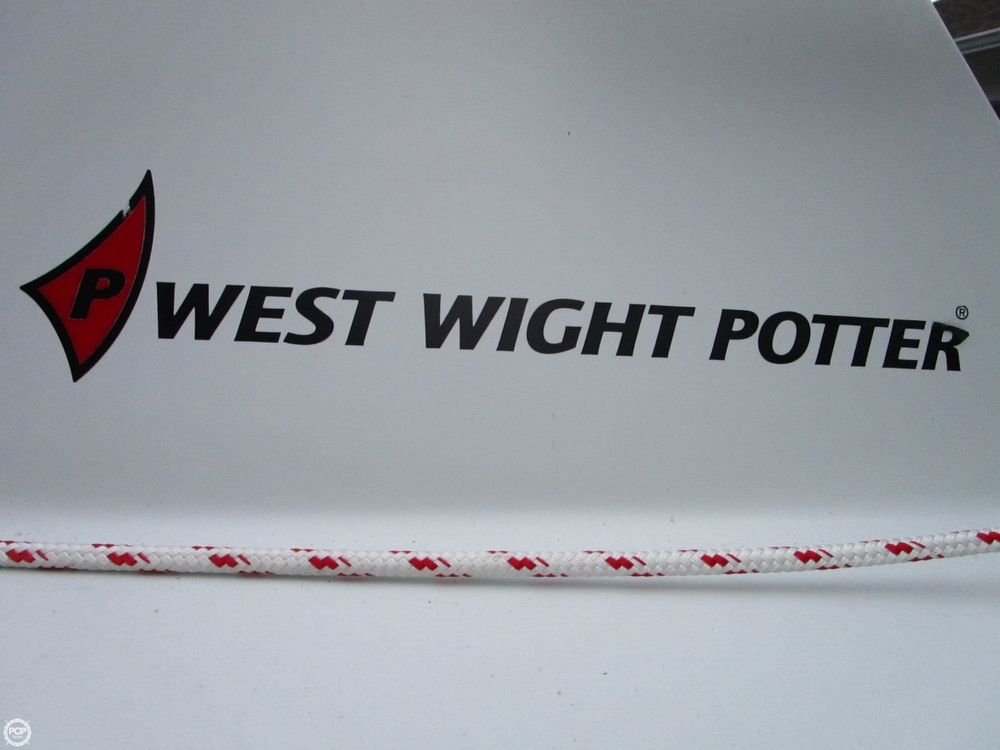 2001 West Wight Potter 19 - Photo #19