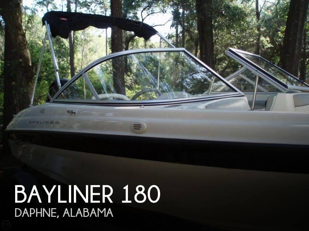 2012 Bayliner 180 - Photo #1