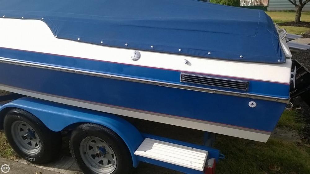 1989 Maelstrom 23 Classic Speed Boat - Photo #11
