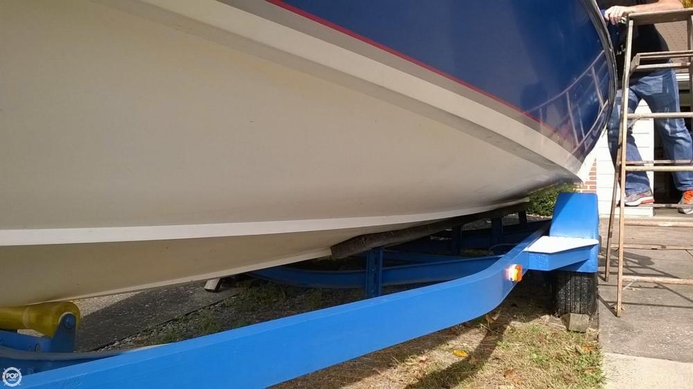 1989 Maelstrom 23 Classic Speed Boat - Photo #15