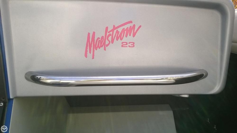 1989 Maelstrom 23 Classic Speed Boat - Photo #39