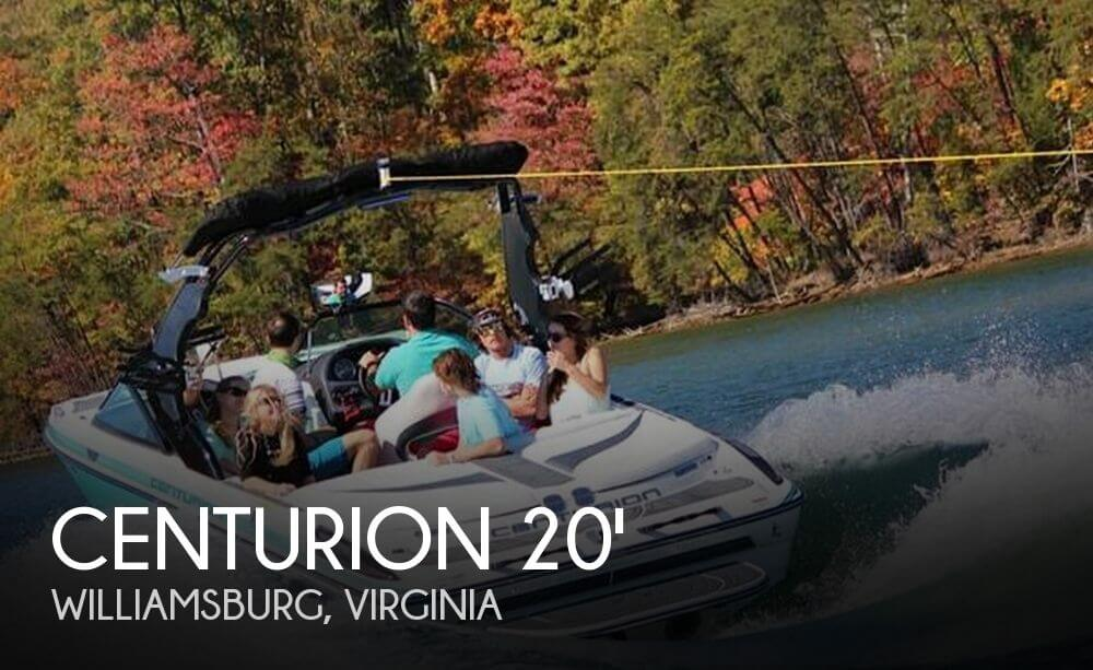 2015 centurion 20 power boat for sale in williamsburg va for Fishing in williamsburg va