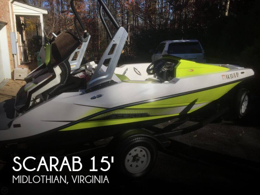 2015 SCARAB 165 HO IMPULSE for sale