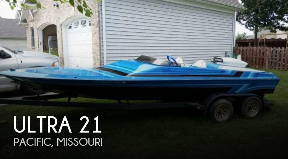 Used Ultra Boats For Sale by owner | 1994 Ultra 21