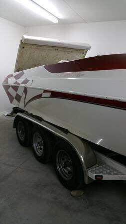 2001 Eliminator 260 Eagle XP Closed Bow - Photo #2