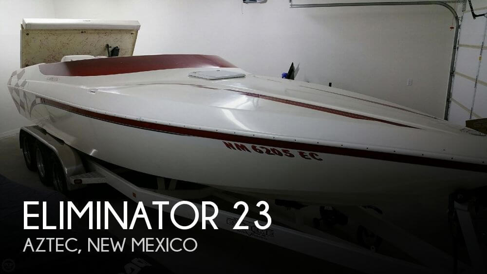 Used ELIMINATOR Boats For Sale by owner | 2001 Eliminator 23