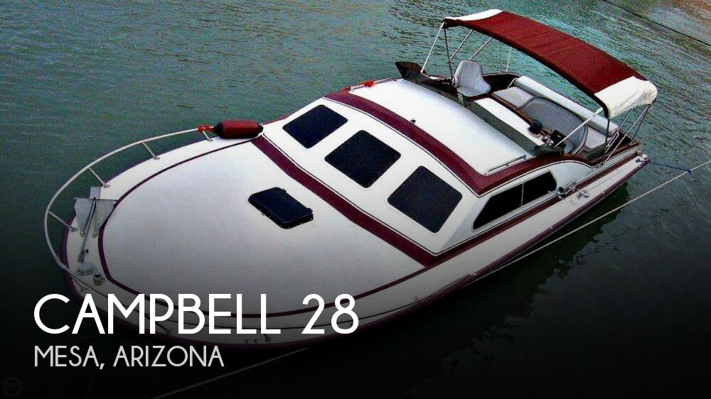 Used Campbell Boats For Sale by owner | 1982 Campbell 28
