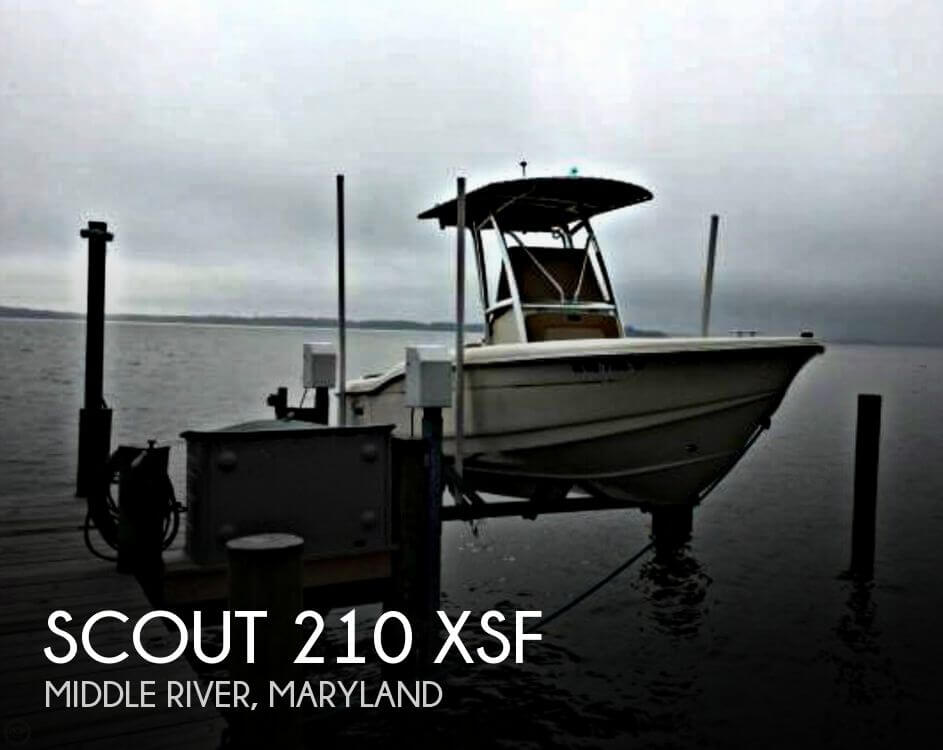 2012 scout 20 power boat for sale in baltimore md for Outboard motors for sale maryland