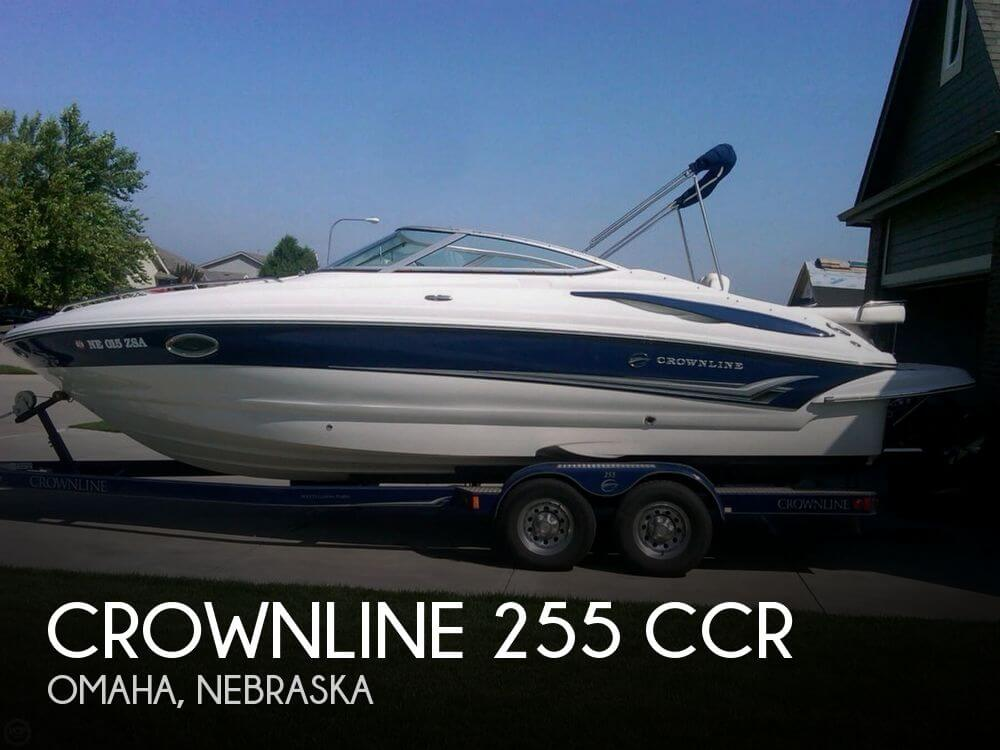 Used Boats For Sale in Lincoln, Nebraska by owner | 2006 Crownline 25
