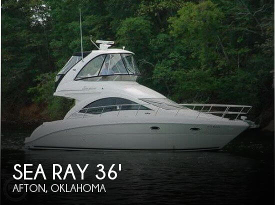 2007 Sea Ray 37 - image 1