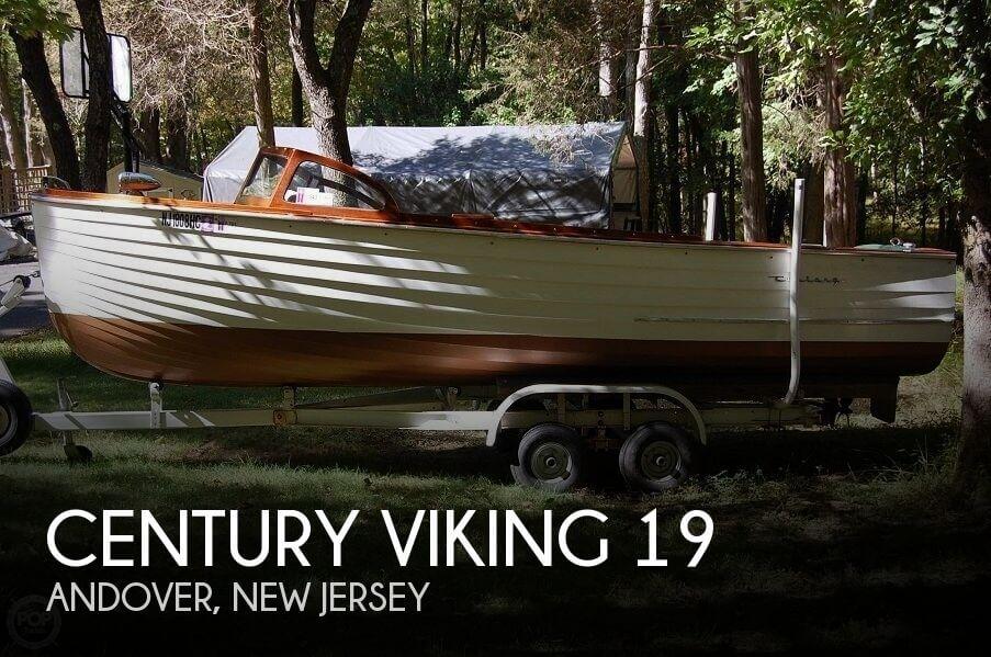 1954 Century Viking 19 - Photo #1