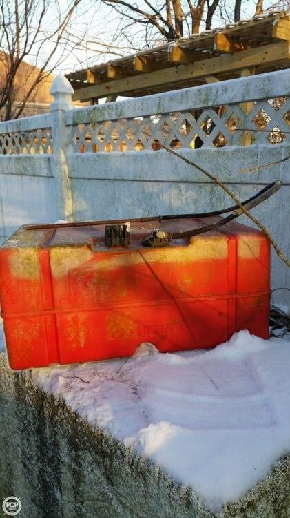 Extra Gas Tank
