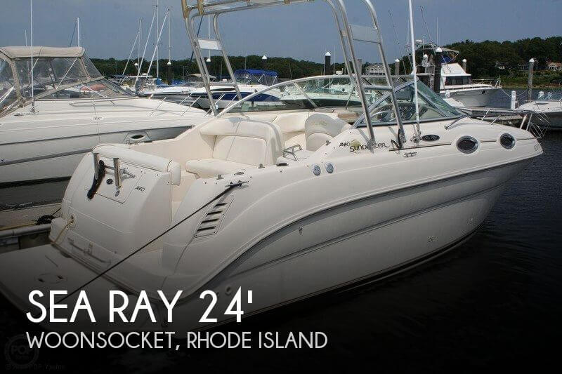 2003 Sea Ray 240 Sundancer - Photo #1