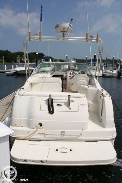 2003 Sea Ray 240 Sundancer - Photo #2