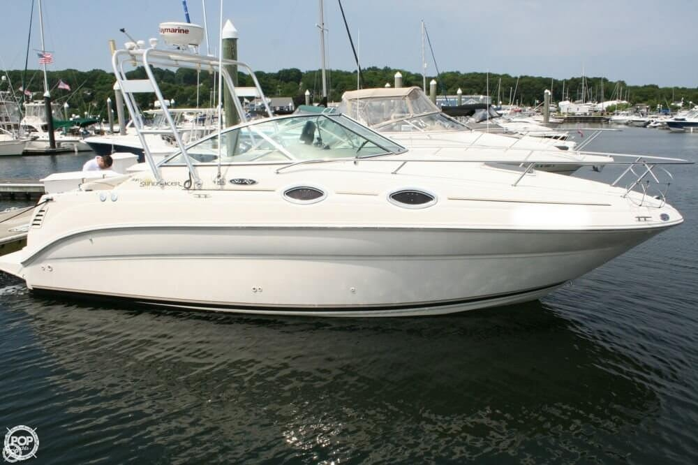 2003 Sea Ray 240 Sundancer - Photo #33