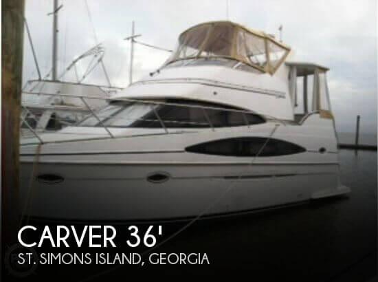 2003 Carver 366 Motoryacht - Photo #1