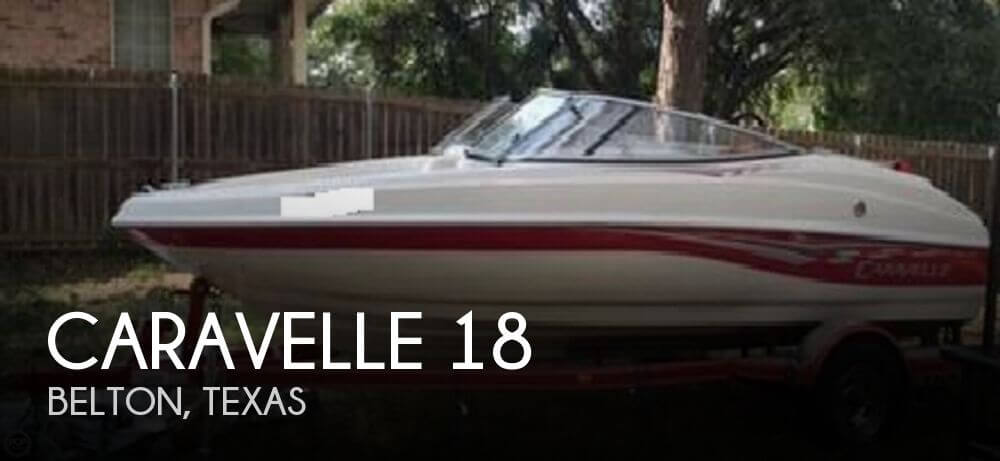 Used Caravelle Boats For Sale by owner | 2006 Caravelle 18