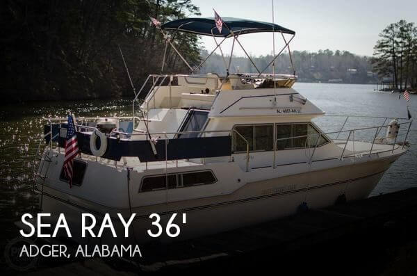 Used Boats For Sale in Birmingham, Alabama by owner | 1985 Sea Ray 36