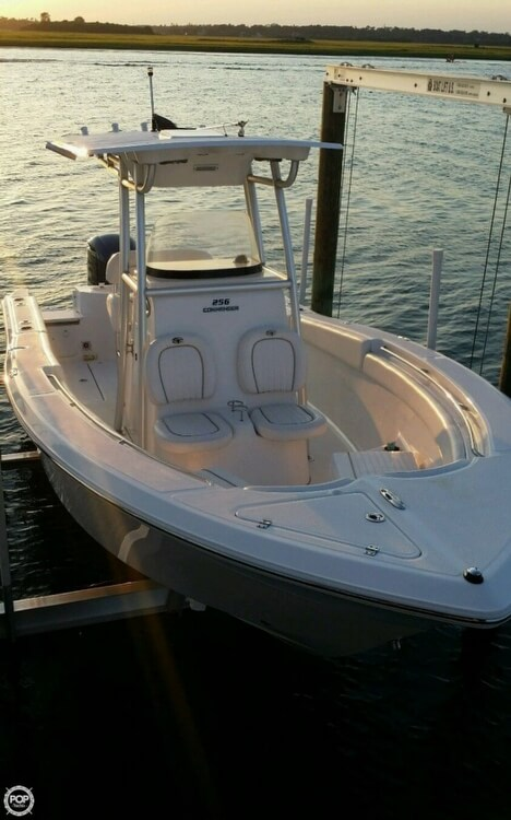 2014 Sea Fox 256 Commander - Photo #2