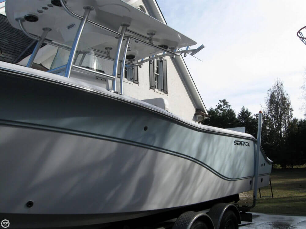 2014 Sea Fox 256 Commander - Photo #15