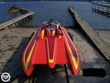 Tom Papp 18 Edge, 18', for sale - $20,500