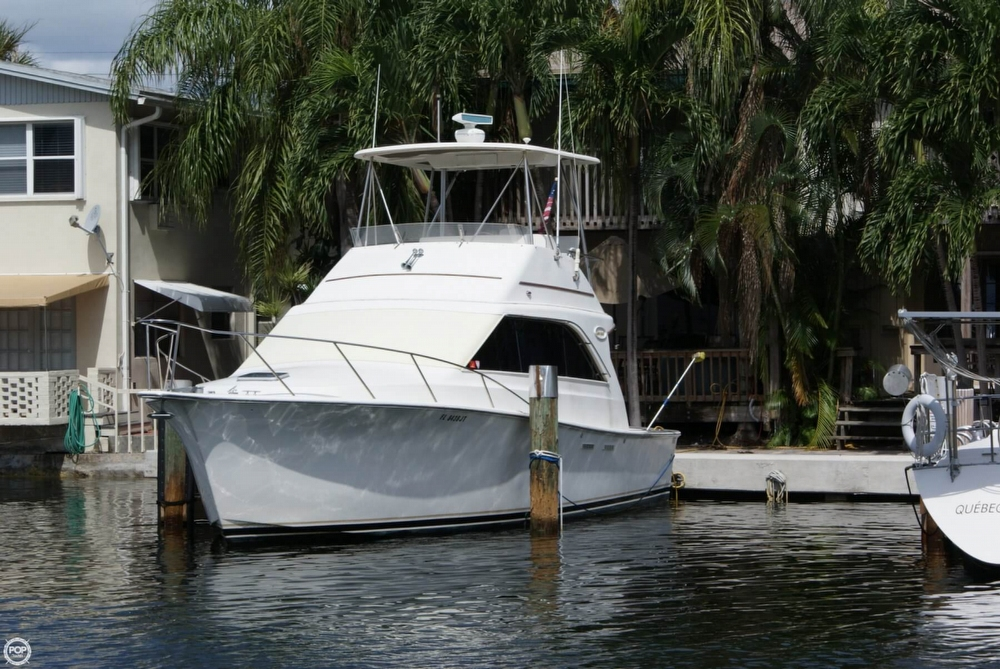 1991 Ocean Yachts 35 - Photo #8