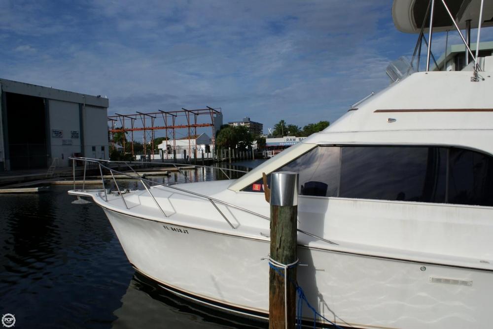 1991 Ocean Yachts 35 - Photo #13
