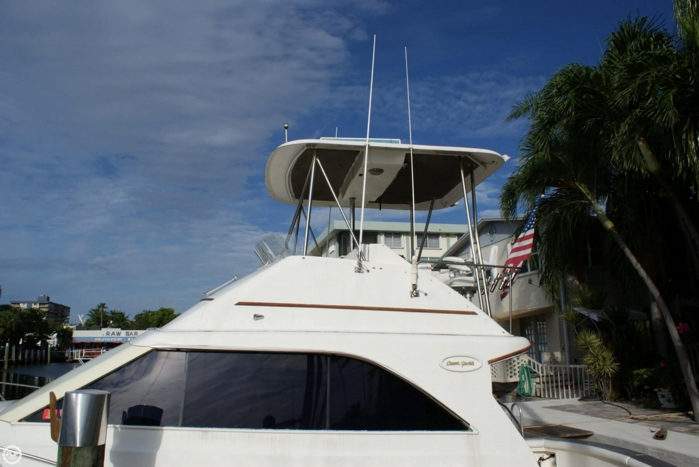 1991 Ocean Yachts 35 - Photo #14